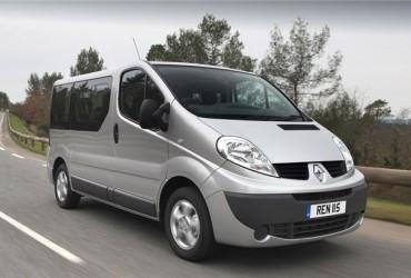 Renault Trafic 2.0 / DCI / za prevoz oseb / 8+1